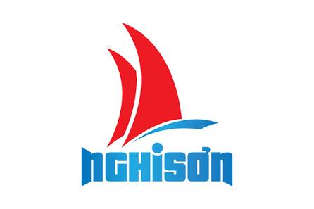 Thiet ke logo Nghi Son 1