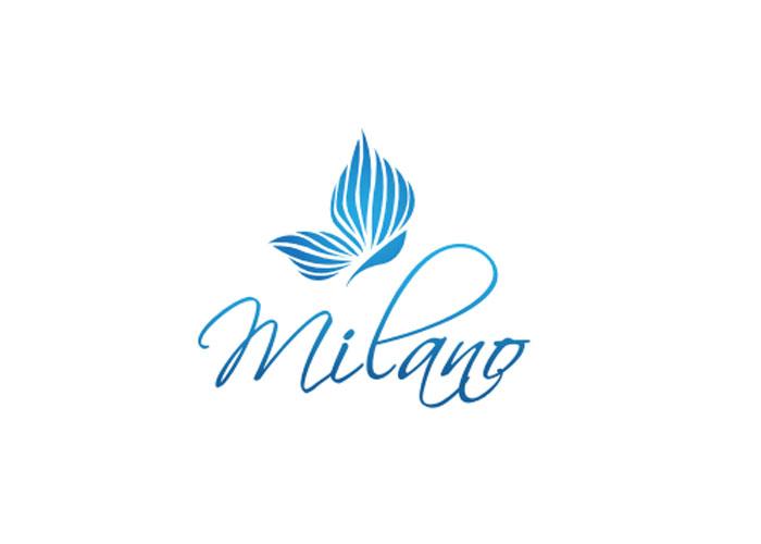 thiet ke logo my pham milano logo 1329966589
